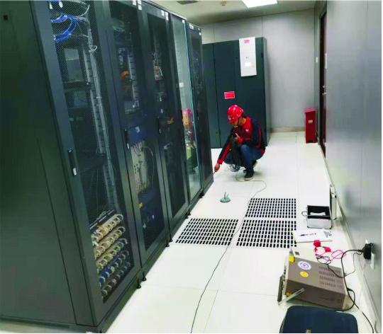 防雷检测——大型机房