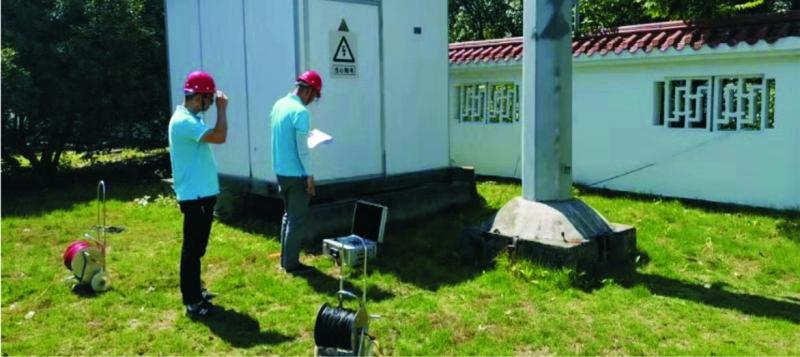 防雷检测——三峡电能